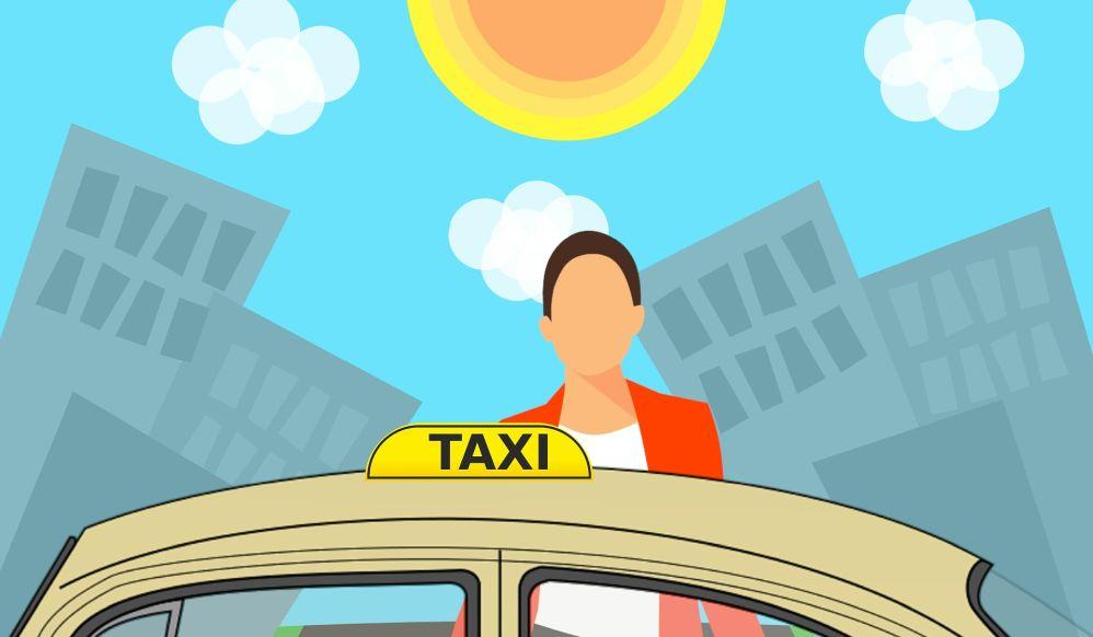 Zelfstandig taxichauffeur worden?