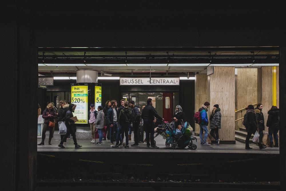 Met de trein naar Londen na de Brexit